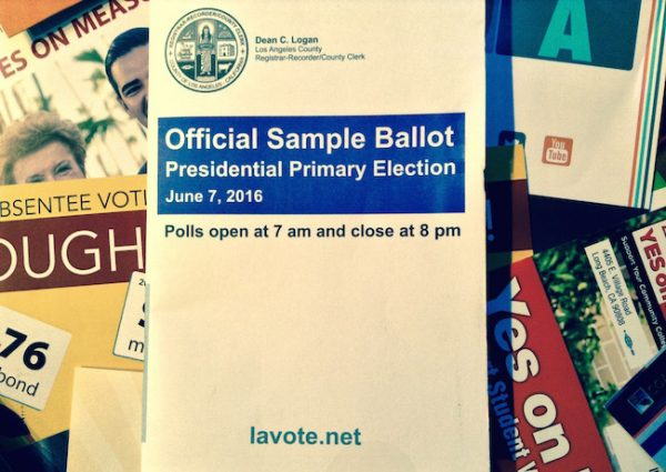 Long Beach Election Day